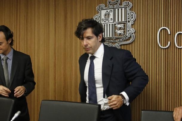 El director general de l'AFA, Ramón López.