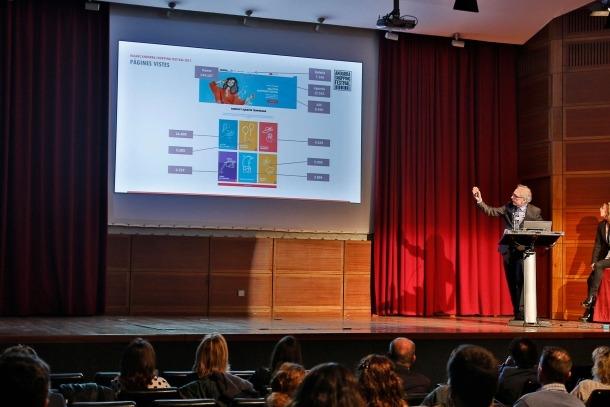 La presentació dels resultats de la 5a edició de l'Andorra Shopping Festival es va fer ahir a la sala d'actes del Comú escaldenc.