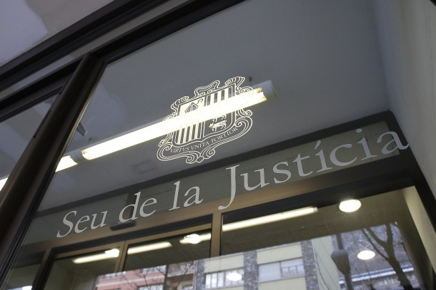 La seu de la Justícia.