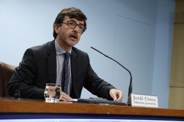 El Govern vol tancar la participació dels grups en la negociació amb la UE la setmana vinent