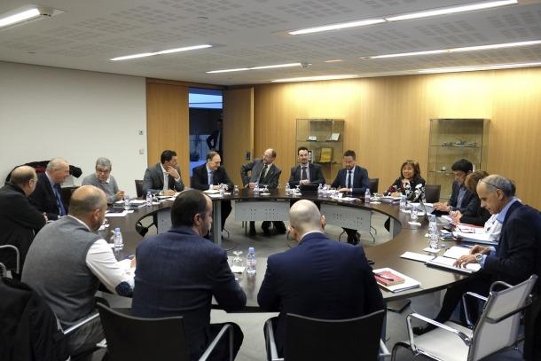 Un acord institucional s'adjuntarà a la reforma de les competències