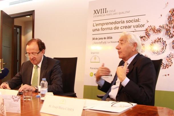 L'associació europea d'empreses familiars admet l'EFA com a membre