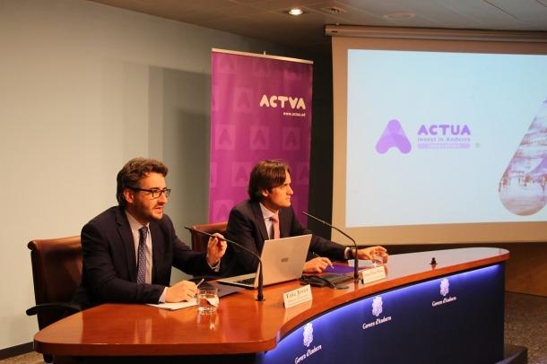 El ministeri d'Educació i Actua Tech signen un conveni per fomentar la recerca en innovació