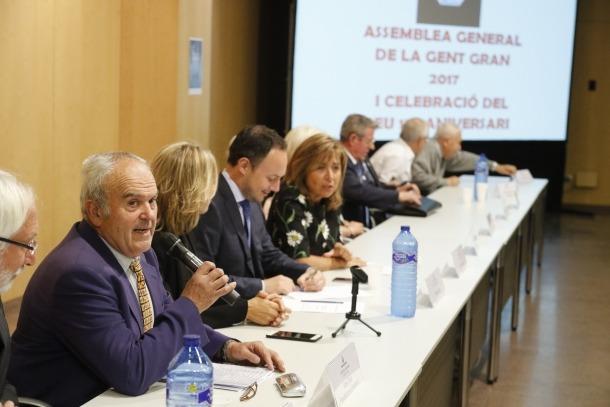 """La Federació de la Gent Gran retreu al Consell que viu en una """"bombolla"""""""