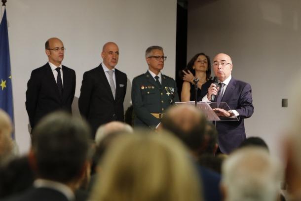 Montobbio agraeix a Andorra el suport al diàleg dins la Constitució