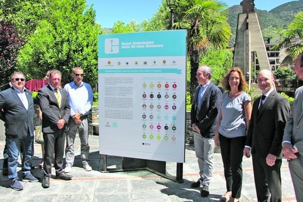 Diverses accions per afegir-se a l'Any internacional del turisme sostenible