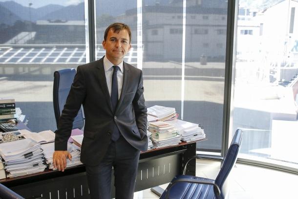 Marc Vilallonga és advocat i professor de dret fiscal de la Universitat d'Andorra.
