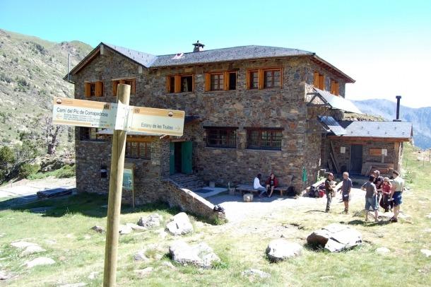 El refugi del Comapedrosa serà gestionat a partir d'ara per EMAP.