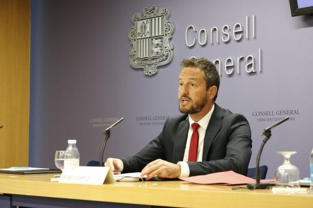 El PS insinua que el fons de reserva ha perdut més de 30 milions d'euros Pere López