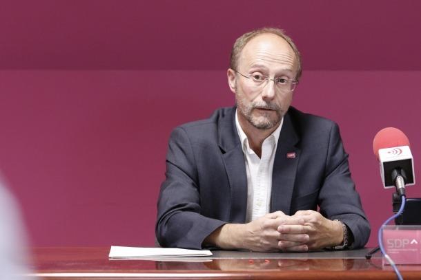 SDP demana que es deixi treballar el Tribunal de Comptes sense pressions