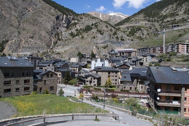 Canillo és la parròquia que va registrar un increment més important de superfície construïda autoritzada.