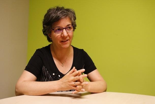 La consellera del PS+I al Comú d'Escaldes-Engordany, Cèlia Vendrell.