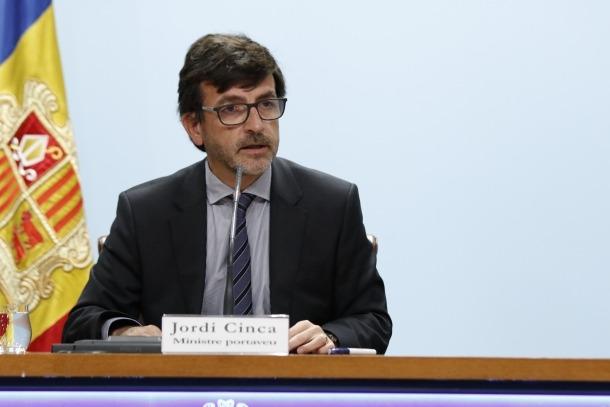 El Superior confirma l'aute de Corts i arxiva la querella contra Jordi Cinca