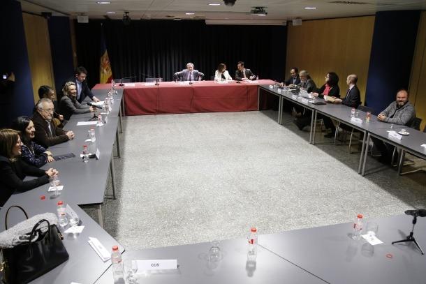 Andorra preveu entregar al març una proposta a la UE per al tabac
