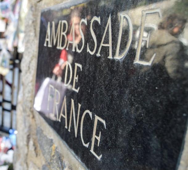 Normalitat el dia de tancament del consolat de França a Andorra