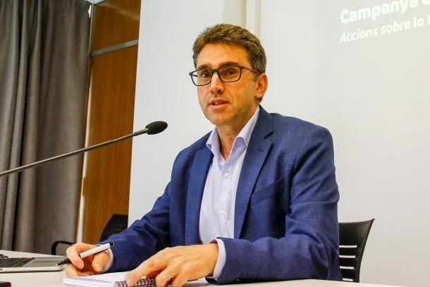 Carles Casadevall.