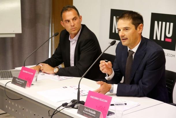 El NIU organitza la trobada d'emprenedors i inversors