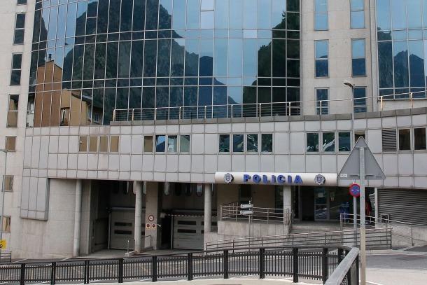 L'edifici de l'Obac.