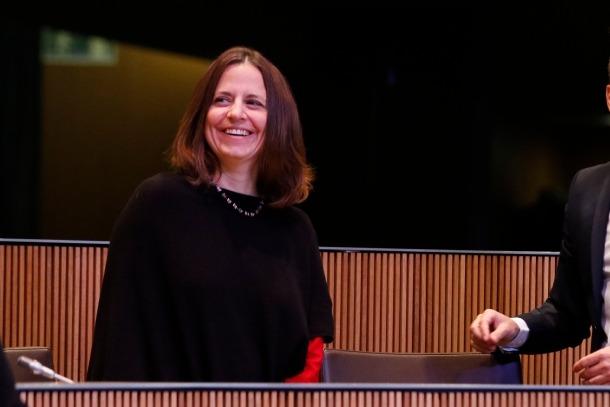 La consellera general del Partit Socialdemòcrata, Rosa Gili.