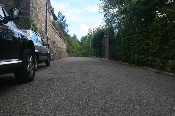 Torres deixa per a futurs canvis les reclamacions dels veïns d'Aubinyà