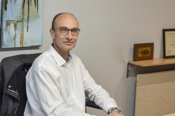 El conseller de DA al Comú de la Massana, Albert Esteve.