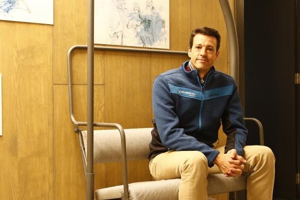 El director general de Grandvalira Nevasa, Alfonso Torreño.