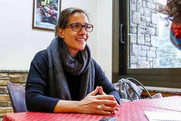 La secretària general del SEP, Anna Mundó.