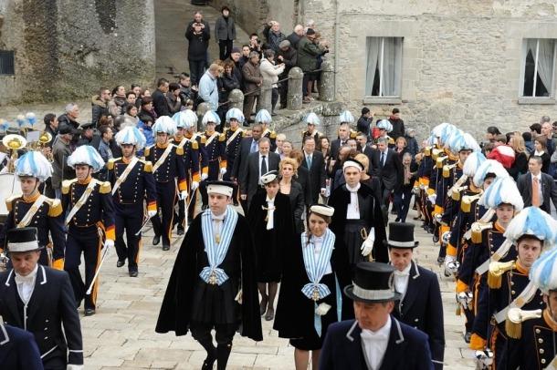 Martí serà orador oficial de la cerimònia dels capitans regents