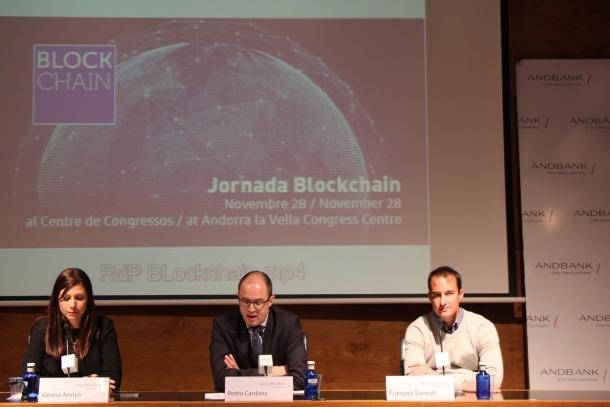 ACTinn fa una jornada per donar a conèixer la tecnologia Blockchain