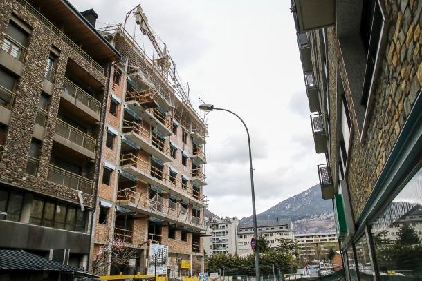 Els constructors confien continuar creixent aquest 2019 gràcies a les reformes, i esperen un impuls de l'edificació residencial.