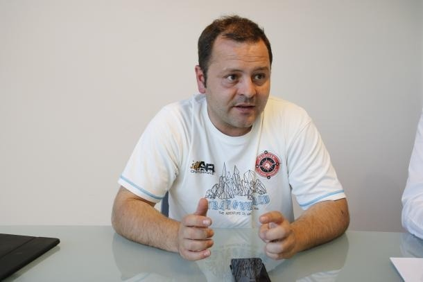 El president del SEP, David Garcia.