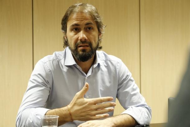 """David Rios: """"El projecte de Demòcrates per Andorra està totalment esgotat"""""""