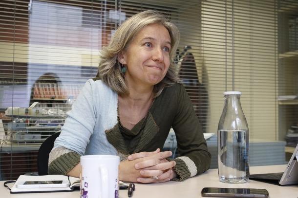 La directora d'Actua Empresa, Judit Hidalgo