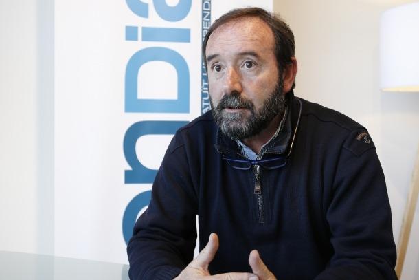 """Jordi Troguet: """"Acabarem a judici si seguim rebent la informació amb comptagotes"""""""