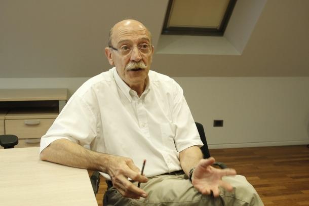"""Josep Maria Goicoechea: """"La intenció de la CASS és reduir el nombre de queixes que van a fora"""""""