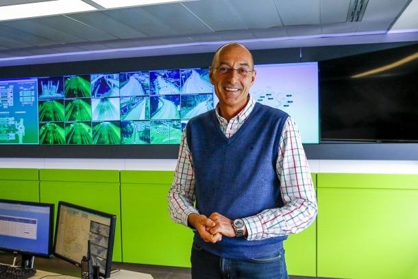 El cap de l'àrea de Mobilitat, Jaume Bonell.