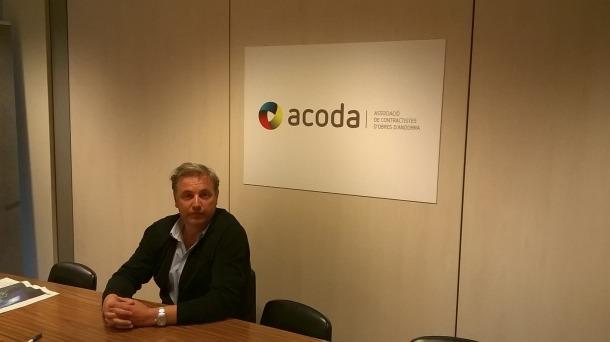 """Josep Roca: """"Hem viscut les conseqüències d'un acord amb la UE sense tenir-lo"""""""