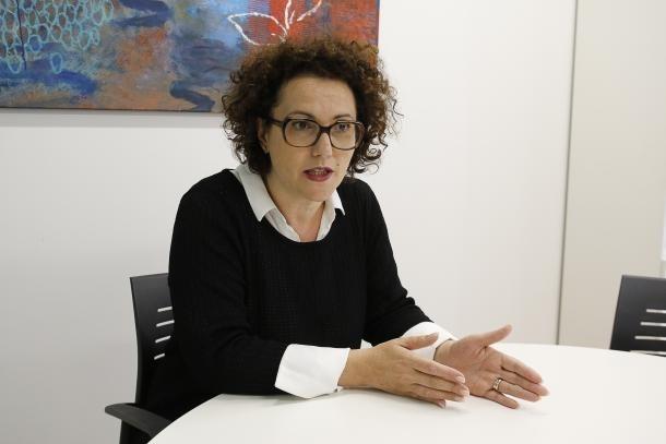 La consellera general de Liberals d'Andorra, Judith Pallarés.