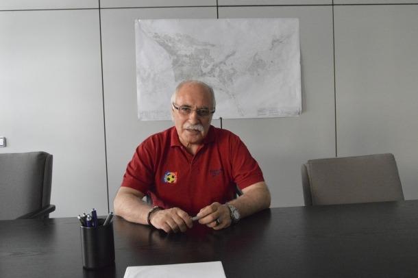 """Eduard López Mirmi: """"Algú es pensa que anem amb una sabata i una espardenya. És mentida"""""""