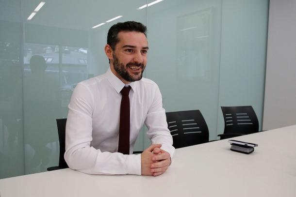 El conseller general de DA MArc Ballestà.