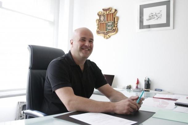 """Marc Calvet: """"Si les estacions demanen matenir l'IGI reduït Caldea també ho farà"""""""