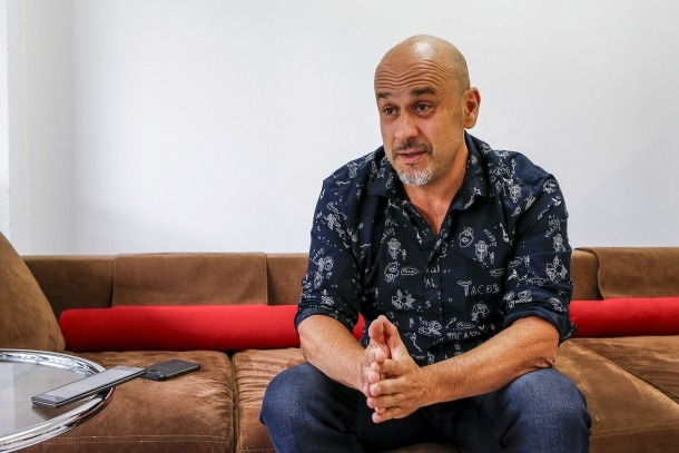 El conseller de L'A al Comú d'Escaldes-Engordany, Higini Martínez-Illescas.