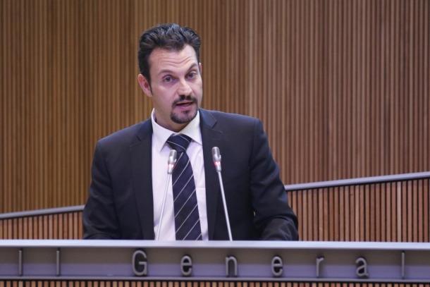 El PS presenta quatre reserves d'esmena a la llei de la policia