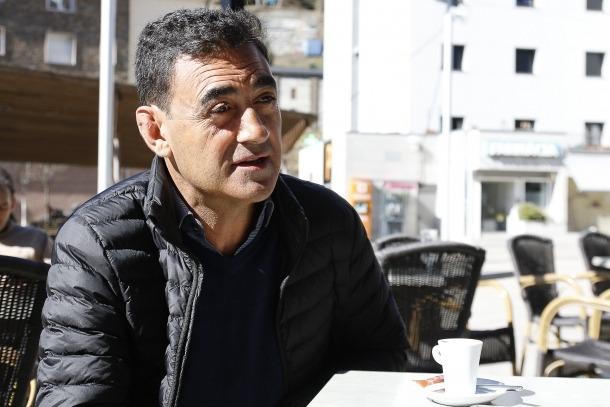 L'ex-cònsol menor de la Massana, Raül Ferré
