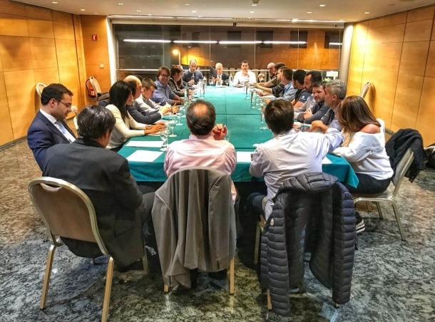 """LdA fa arribar a Martí la proposta per esdevenir """"observadors actius"""""""