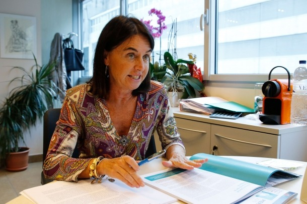 """Rosa Castellón: """"Caldrà revisar l'aportació del Govern perquè amb l'IPC no n'hi ha prou"""""""