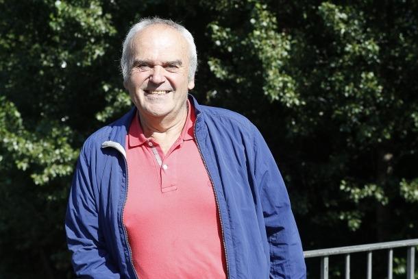 El president de la Federació d'Associacions de Gent Gran, Simó Duró.