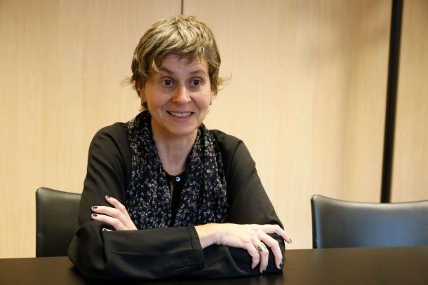 """Susanna Vela: """"Les lleis poden ser constitucionals o molt legals, però també injustes"""""""