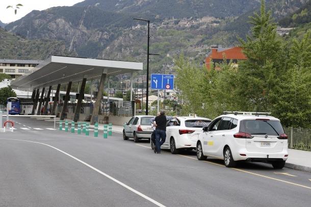 Torres treballa en diferents fórmules per donar més visibilitat als taxistes