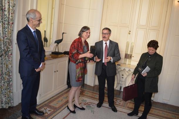 França es compromet a millorar l'entrada del Pas de la Casa